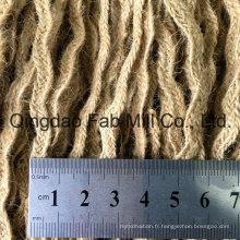 0.5mm Wide Jute Wave Webbing / Ruban