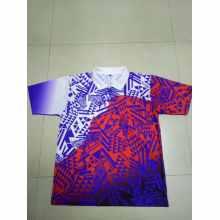 impresión de la camiseta del polo del hombre ropa de diseño personalizado