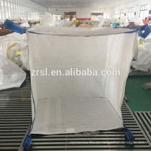 2017 venta caliente de alta calidad de BAJO PRECIO TON BAGS bolsas de plástico SUPER BAGS tejidas de Polipropileno para cemento de carbón