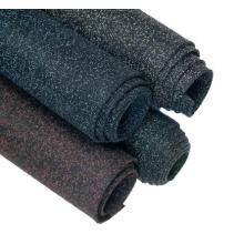 Ce Certificated Commercial Rubber Flooring in Rolls