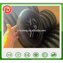 rueda de espuma sólida de alta calidad 12 '' EAV, llanta de plástico. Rueda de bicicleta equilibrada de los niños, rueda de niño