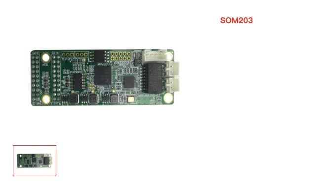 Functional Receiving Card Of Led Display Screen Som203