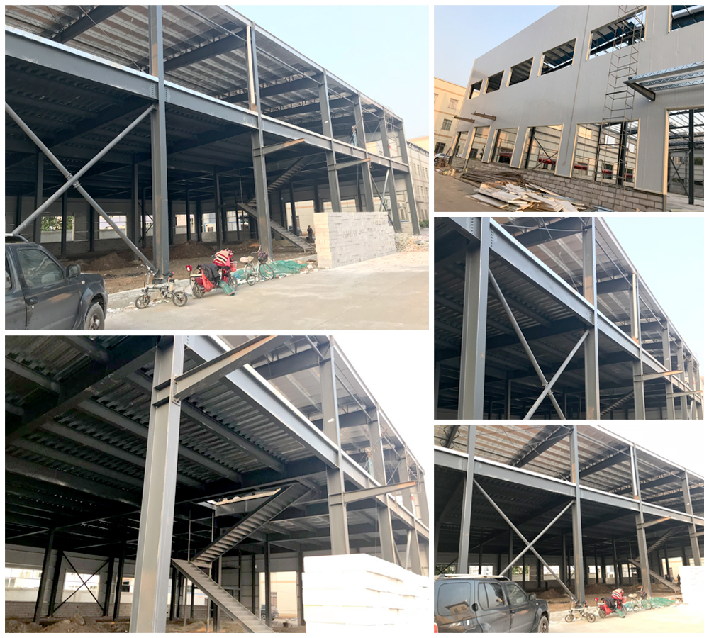 Badminton Steel Structure