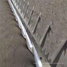Hot Dipped Galvanized Anti Climb Anti Theft Wall Top spikes