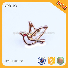 MPB23 China factory supplier custom decoration promotional gift shaped pin badge