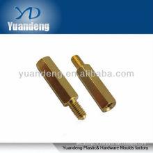 Brass hex male female standoffs/ Copper cylinders/ M3 hex aluminum standoffs