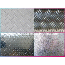 Five Bar, Two Bar, Diamond Pattern Aluminium Checker Plate From China