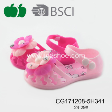 Fancy Summer New Flower Girls Sandals