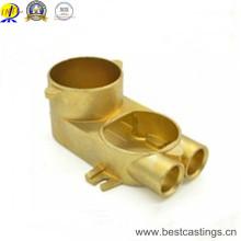 Coulée de cire perdue de précision moulage de bronze de silicium