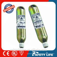 Cartuchos de gás padrão do CE Cartucho de gás do cartucho 190g / co2 33g / mini