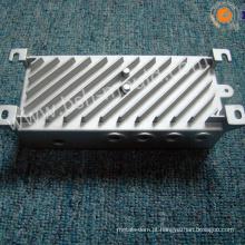 Radiador de design de fundição em liga de alumínio