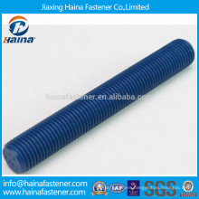 Carbon steel teflon full thread rod
