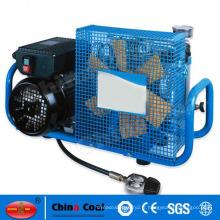 Compresseur d'air de MCH-6 300bar pour l'air de respiration / cadre bleu