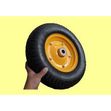 """Колеса Тачка, пневматические резиновые колеса 16 """"X 480/400-8, как металлические и пластиковые колеса доступны"""