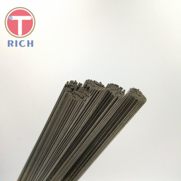 Welded Stainless Pipes Temperature/fluid Sensor Catheter