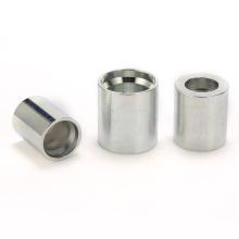 Standard Hydraulic Swaged Hose Fittings Zinc Plated Ferrule 00200 for SAE 100 R2AT/EN853 2SN HOSE