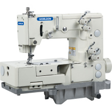 WD-1302-4W/5W Nedle dupla curvatura Tooht máquina