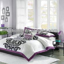 Mi Zone Florentine Mini Duvet Cover print Housse de couette Purple