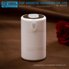 PU30 ZB 30ml apuesto color botella personalizable corto y delicado 30ml sin aire