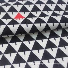 Tecido de flanela 100% algodão impresso para roupa ou lençol