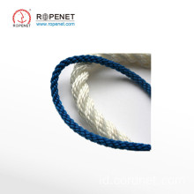 16mm Multifilamen3 Strand Twisted Rope