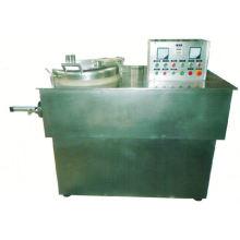 2017 GHL series high speed mixing granulator, SS conical screw mixer, horizontal rubber granulator