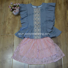 Top and Tutu Skirt Lovely Outfit