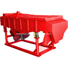 Powder Sieving Machine Linear Vibrating Screen
