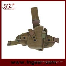Тактические 600d нейлон падение ногу кобуру для M92 94 пистолет пистолет кобура