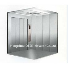 Warehouse cargo lift elevator