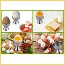 Copa de huevo de acero inoxidable multifunción