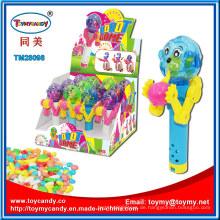 Plastikgeld-Süßigkeits-Spielzeug mit musikalischer Beleuchtung