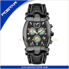 Montre-bracelet mécanique automatique de mode haut de gamme Psd-2326