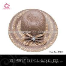 Chapeaux de paille en gros chapeaux modernes