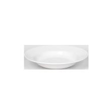 9647 Wholesale Custom Hot sale best quality melamine tableware White Plate Kitchen Plates for Restaurant