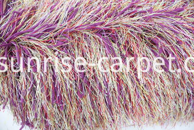 Soft & Silk Mix Shaggy with Long Pile Rug