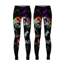 OEM mais novo yoga calças para as mulheres barato personalizado calças de yoga venda quente desgaste da aptidão