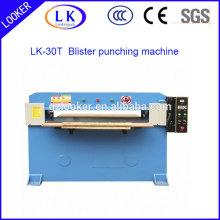 High Speed Hydraulic Plastic hold punching machine