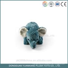 YK GSV atacado baixo preço de pelúcia de malha bebê brinquedo elefante