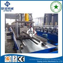 orchard post grape pile roll forming machine