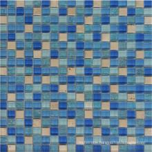 4mm Glass Mosaic Pattern Design Swimming Pool Mosaic