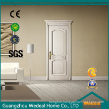 Solid Wooden Door Frame with Customized Design (WDHO79)