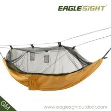 Am besten für Backpacking Mosquito Net Fallschirm Hängematte