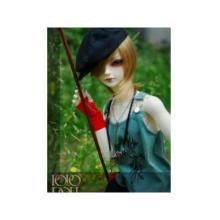 BJD Zihan boy 63cm ball jointed doll male