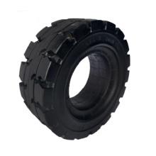 Neumático sólido de carretilla elevadora eléctrica con mejores ventas 16x6-8