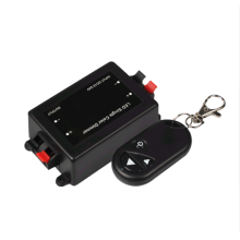 DC12-24V 8A 3 Keys Remote Control Wireless Single Color RF Controller LED Dimmer for LED Strip Light