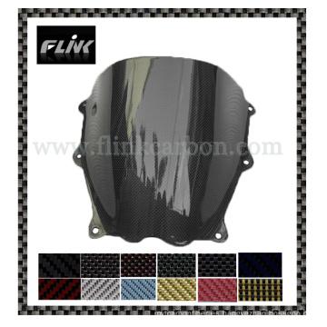 Piezas de la motocicleta - piezas de la fibra del carbón (Suzuki K7)