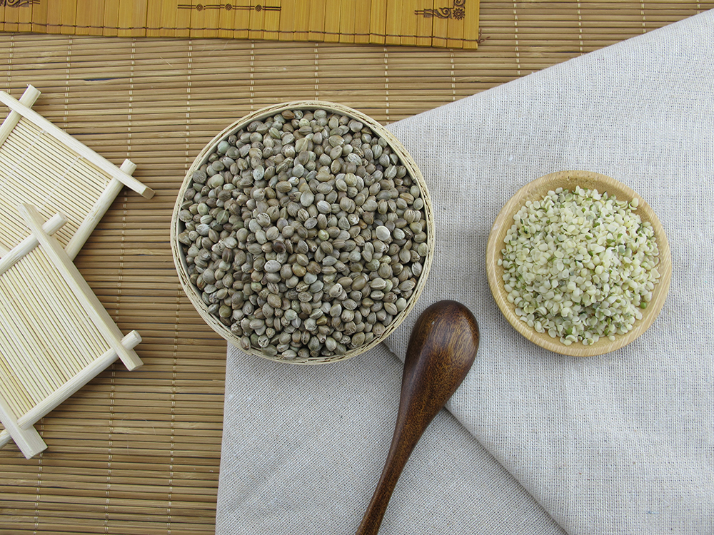 Hemp Seed Snack Recipes