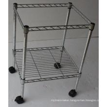 Office File Metal Trolley (CJ-A1207)