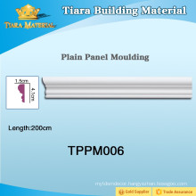 Multi-Color PU wall panel moulding With Elegant Shape